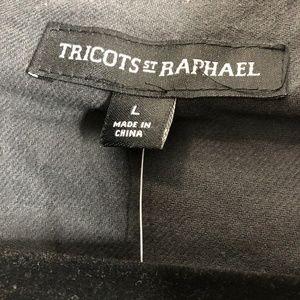 Tricots St. Raphael Jackets & Coats - TRICOTS St. Raphael Mens L Quilted Puffer